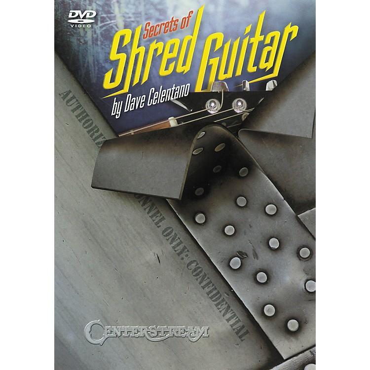 Centerstream PublishingSecrets of Shred Guitar DVD