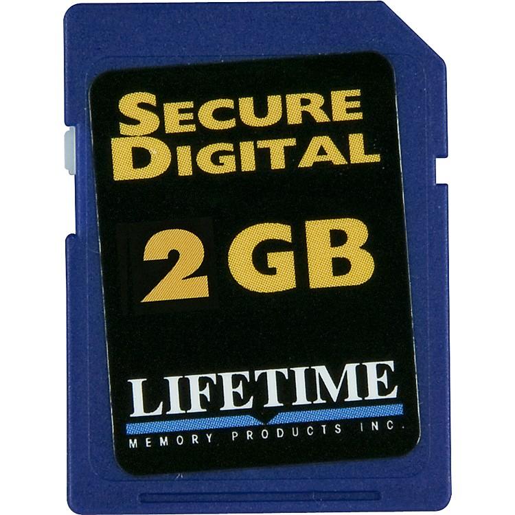 Lifetime Memory ProductsSecure Digital Card