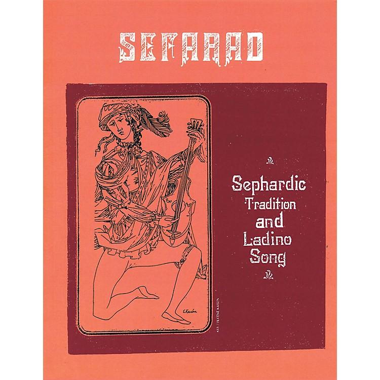 Tara PublicationsSefarad - Sephardic Tradition and Ladino Song Tara Books Series Softcover