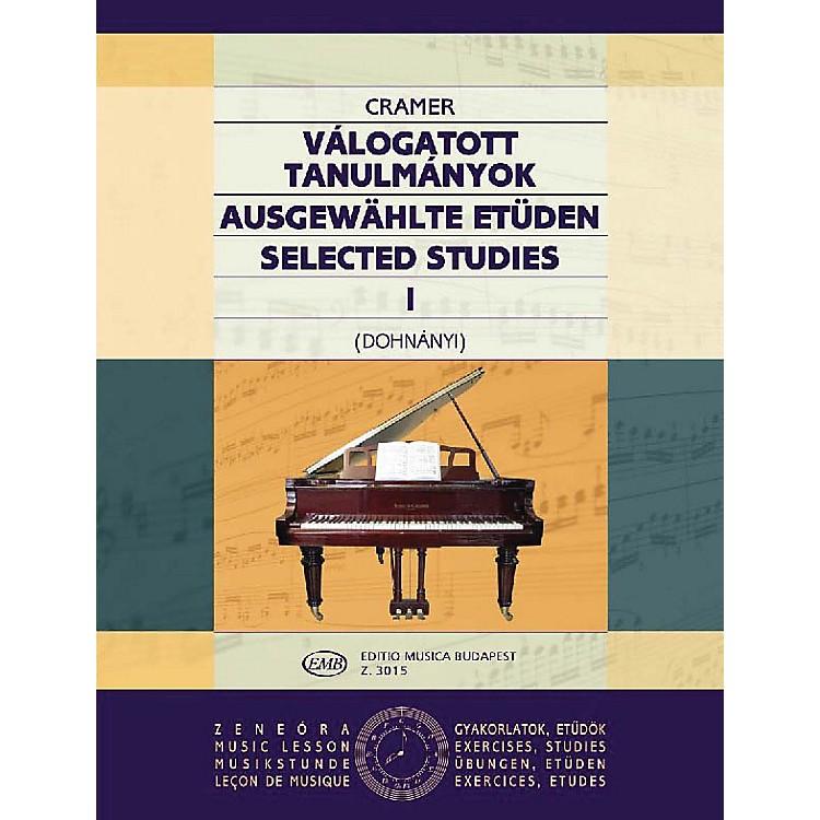 Editio Musica BudapestSelected Studies V1-pno EMB Series
