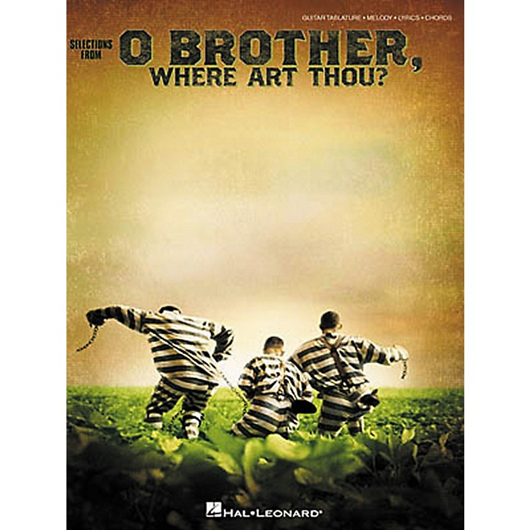 Hal LeonardSelections from O Brother, Where Art Thou? Music Book