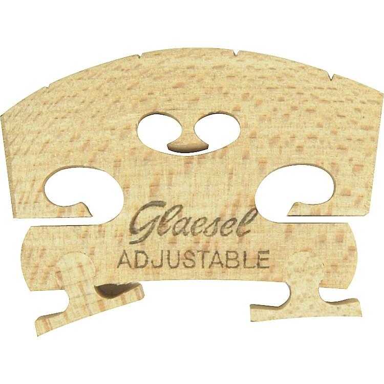 GlaeselSelf-Adjusting 3/4 Violin BridgeHigh