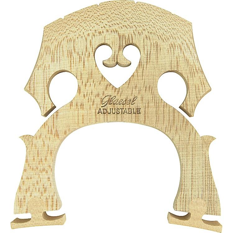 GlaeselSelf-Adjusting 4/4 Cello BridgeHigh
