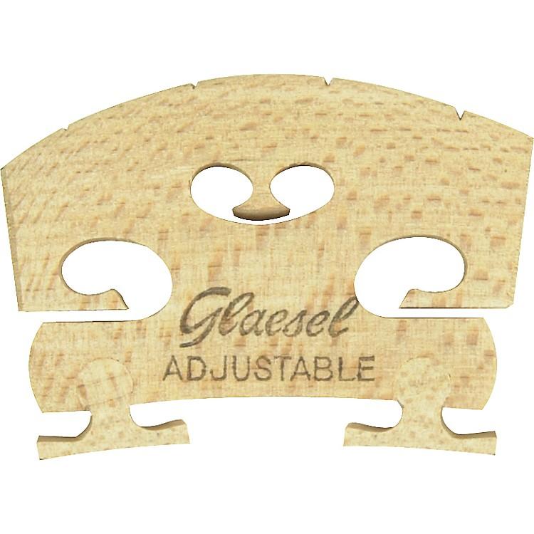 GlaeselSelf-Adjusting 4/4 Violin BridgeHigh