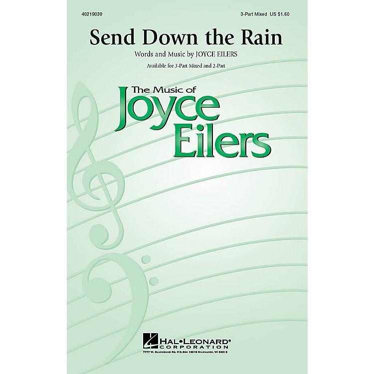 Hal LeonardSend Down the Rain 2-Part Composed by Joyce Eilers