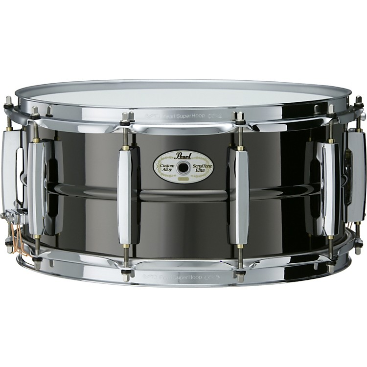 PearlSensitone Elite Beaded Brass Snare