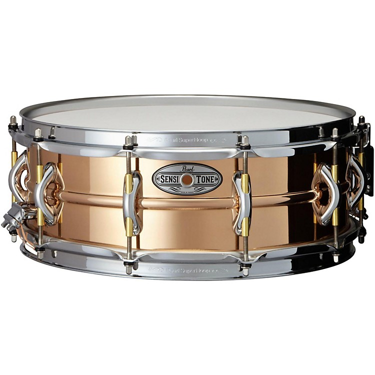 PearlSensitone Phosphor Bronze Snare Drum14 x 5 in.