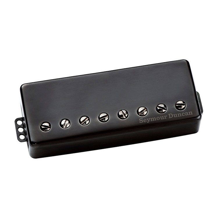 Seymour Duncan Sentient 8-String Passive Guitar Pickup Black Metal Neck