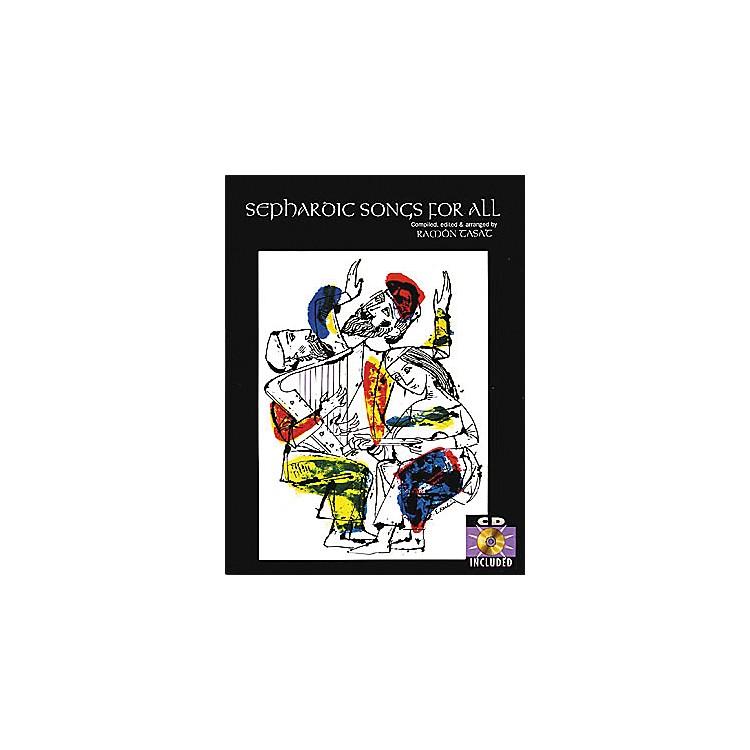 Tara PublicationsSephardic Songs for All Book