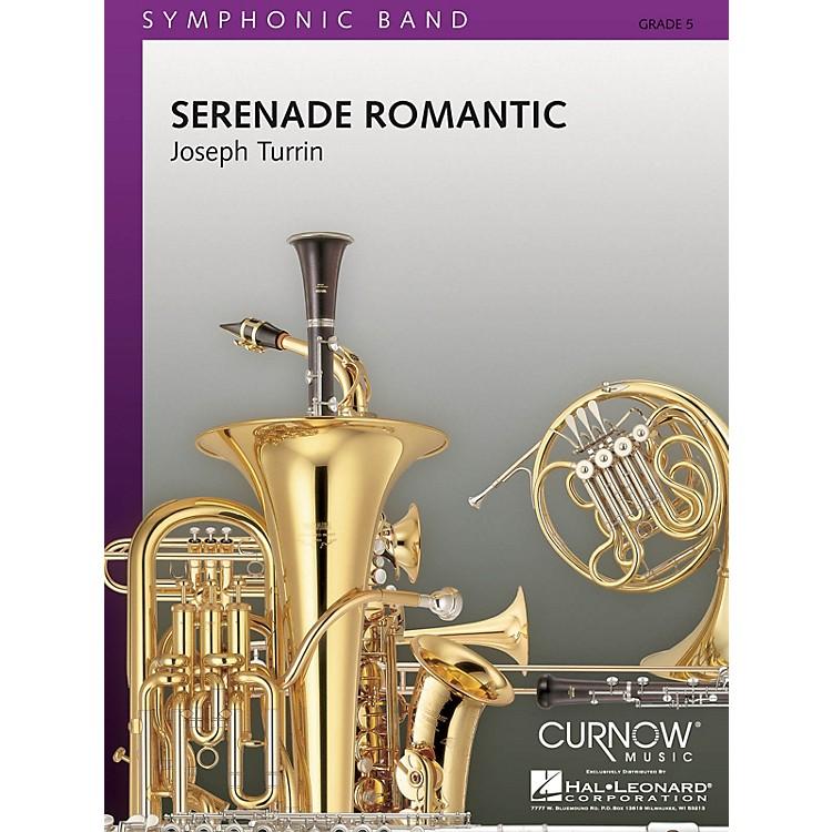 Curnow MusicSerenade Romantic (Grade 5 - Score and Parts) Concert Band Level 5 Composed by Joseph Turrin