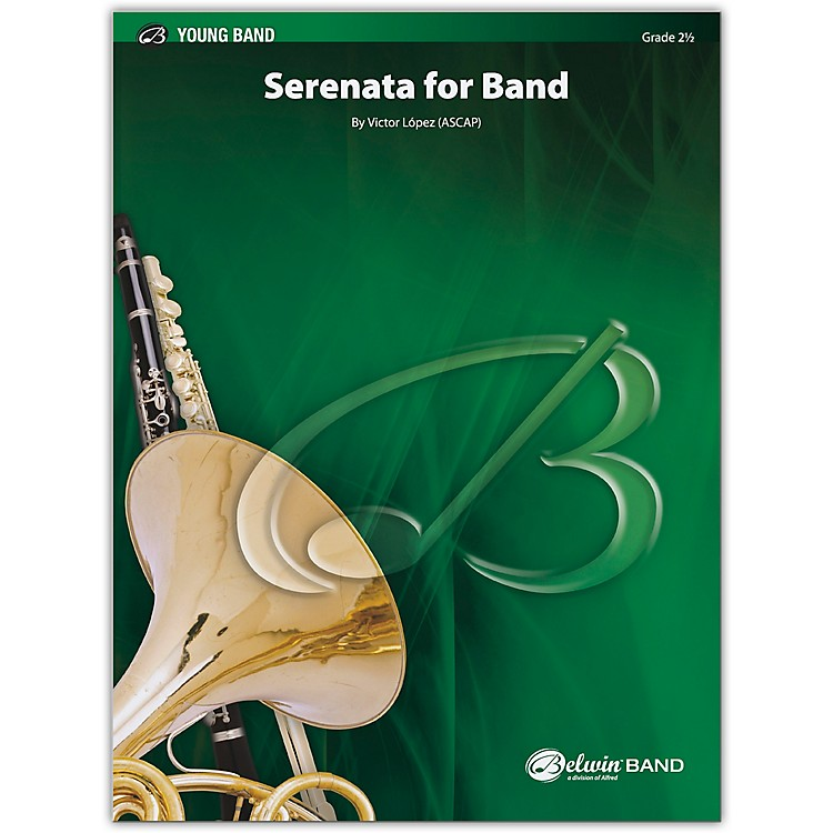 BELWINSerenata for Band 2.5 (Easy to Medium Easy)