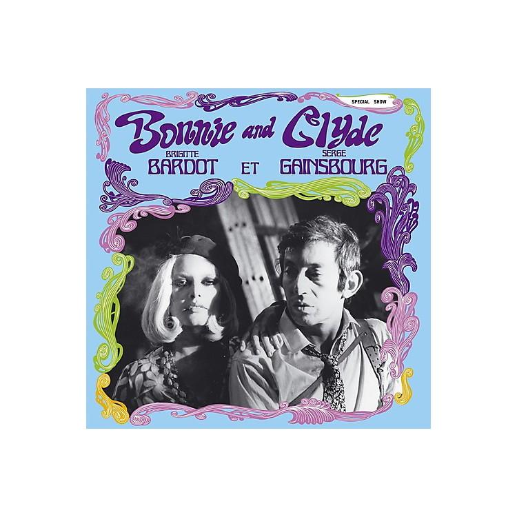 AllianceSerge Gainsbourg - Bonnie & Clyde