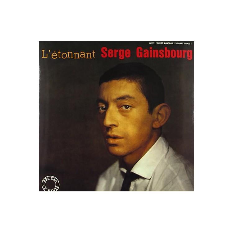 AllianceSerge Gainsbourg - L'etonnant Serge