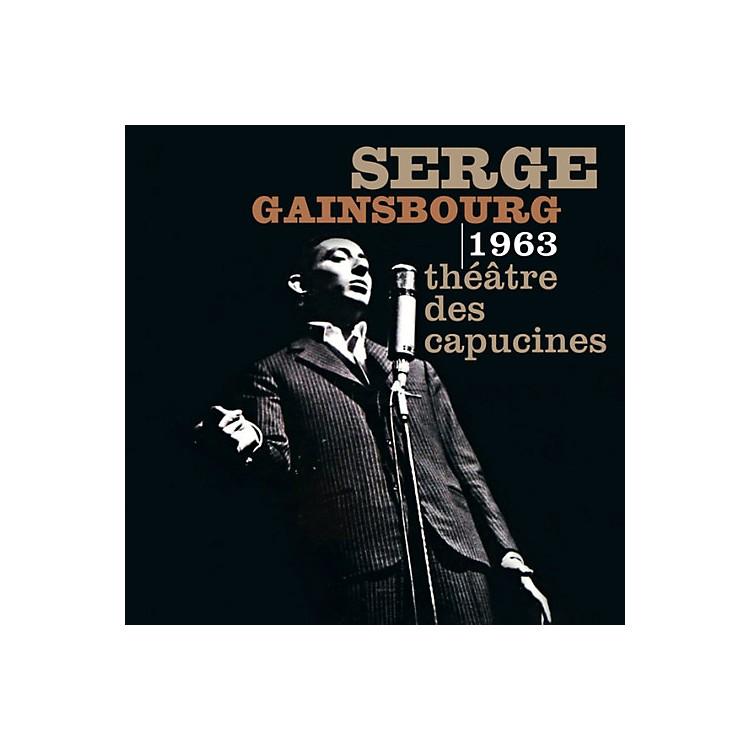 AllianceSerge Gainsbourg - Theatre Des Capucines