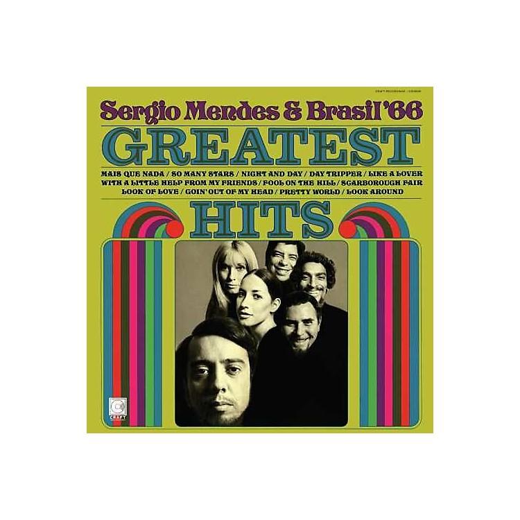 AllianceSergio Mendes & Brasil 66 - Greatest Hits