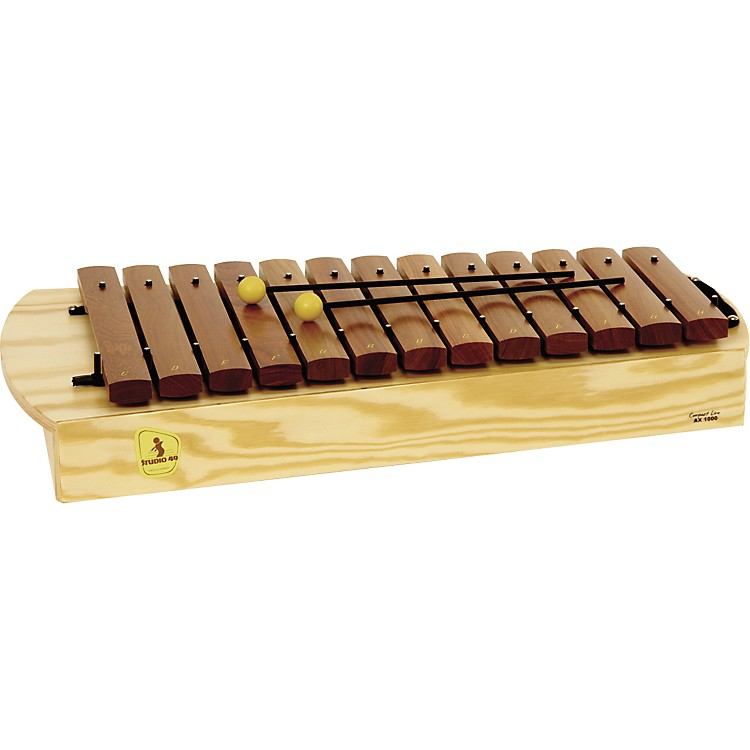 Studio 49 Series 1000 Orff Xylophones Chromatic Soprano Add-On, H-Sx 1000