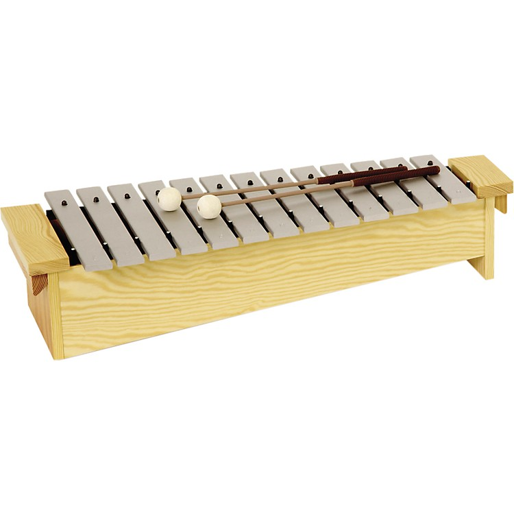 Studio 49Series 1600 Orff MetallophonesDiatonic Soprano, Sm 1600