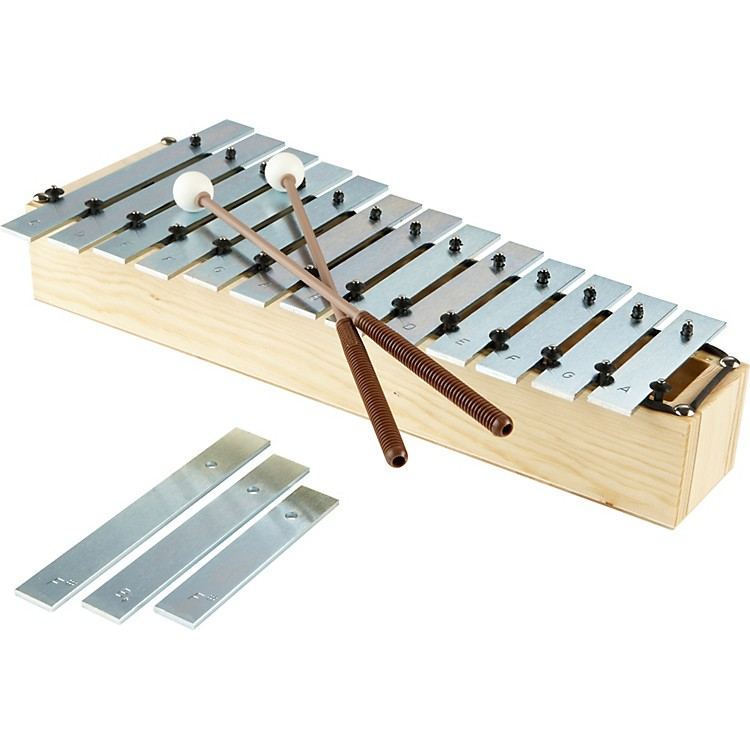Studio 49 Series 2000 Orff Glockenspiels Diatonic Alto Unit Only, Agd