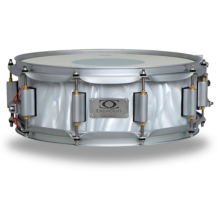 DrumCraft Series 7 Birch Snare Drum 13 x 5 in. Liquid Chrome