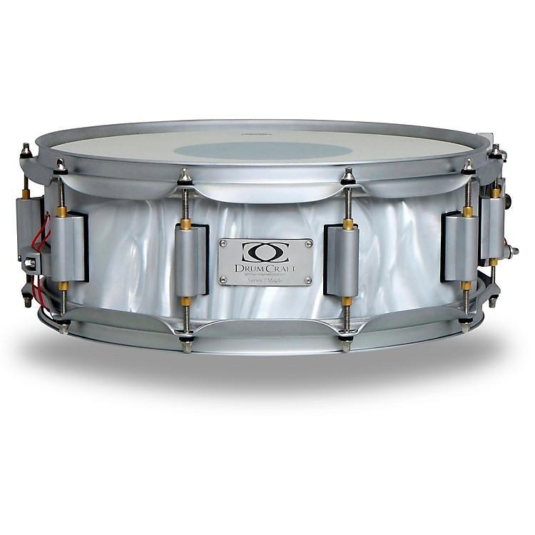 DrumCraftSeries 7 Maple Snare Drum14 x 5 in.Liquid Chrome