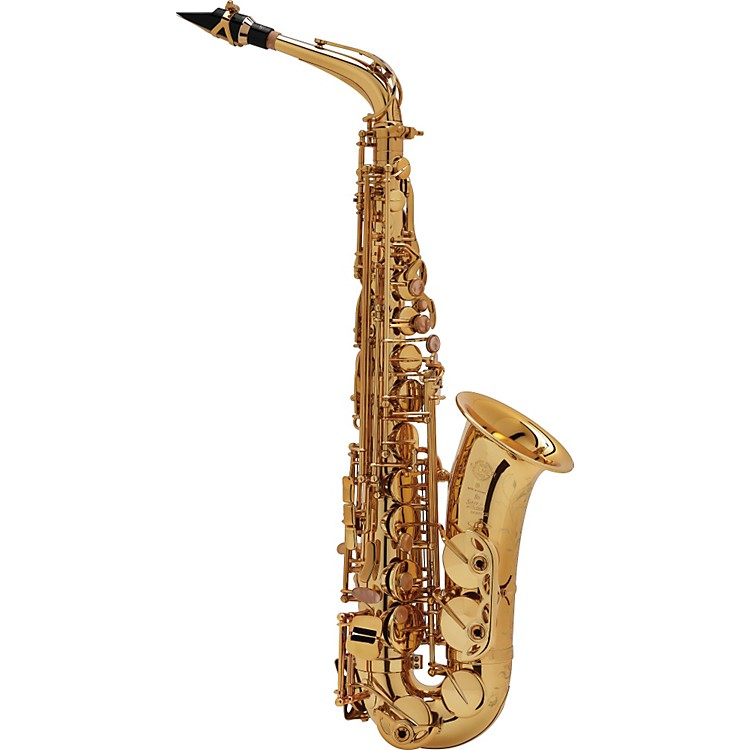 Selmer Paris Series II Model 52 Jubilee Edition Alto Saxophone 52JGP - Gold Plated