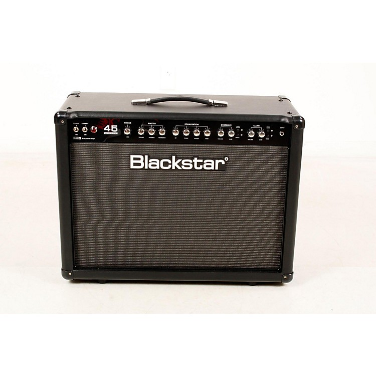 BlackstarSeries One 45 45W 2x12 Tube Guitar Combo AmpBlack888365853314