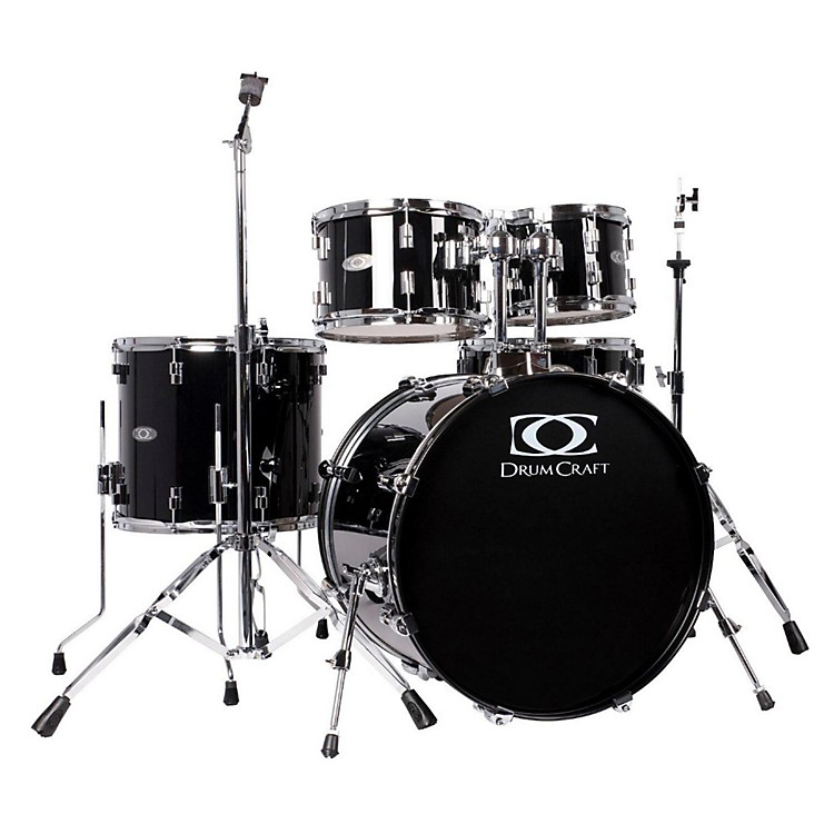 DrumCraft Series Three 5-Piece Progressive Drumset Jack Black