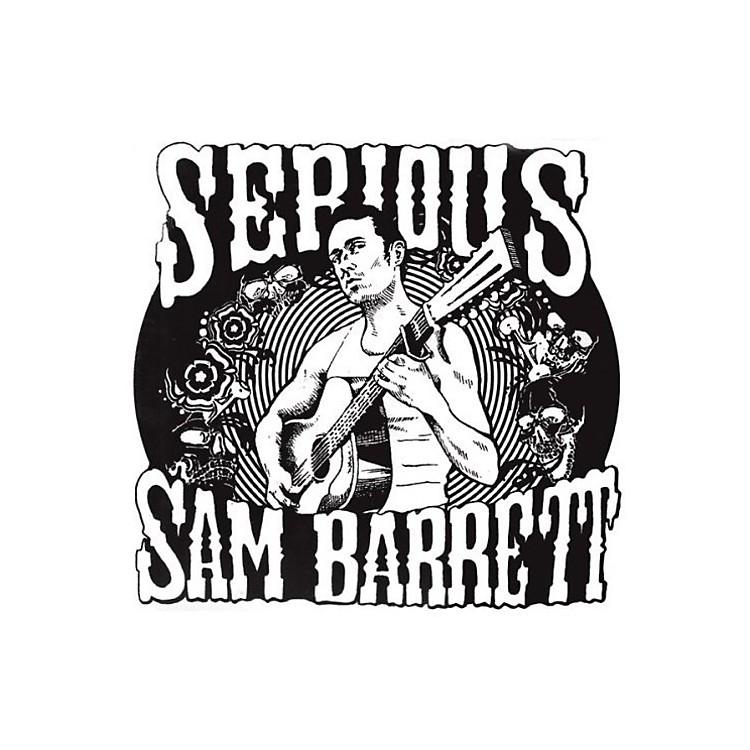AllianceSerious Sam Barrett - Serious Sam Barrett