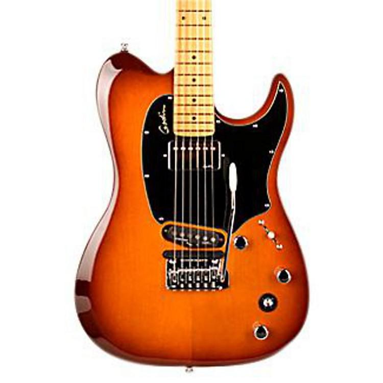 GodinSession Custom TriplePlay Electric GuitarLightburstMaple Fretboard