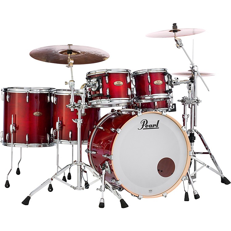 Pearl Session Studio Select Series 5-Piece Shell Pack Nicotine White Marine Pearl (Large)