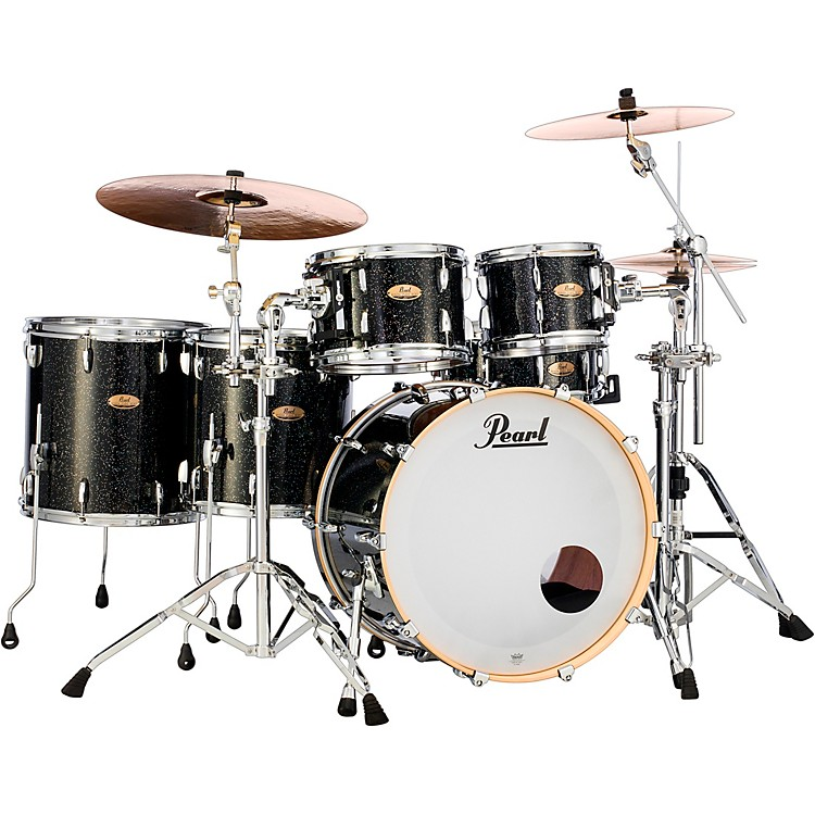 PearlSession Studio Select Series 5-Piece Shell PackGloss Barnwood Brown