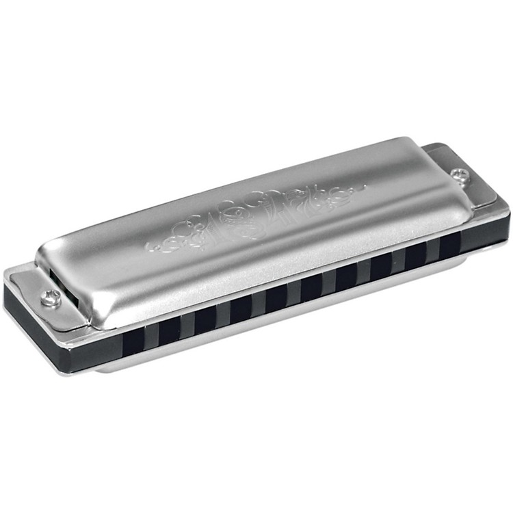 SEYDELSet of 12 -Blues 1847 Harmonicas  NOBLE and Hardcover Case