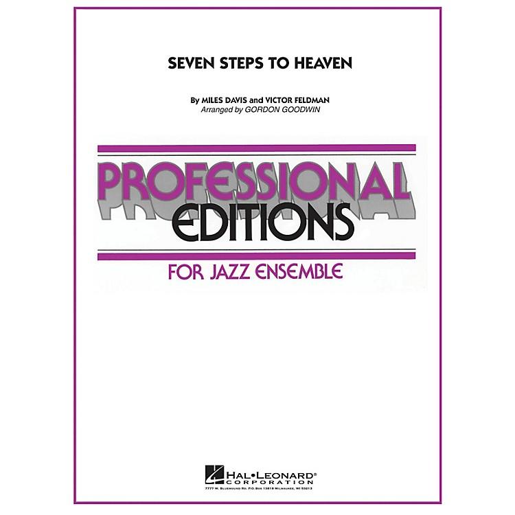 Hal LeonardSeven Steps to Heaven Jazz Band Level 5 by Miles Davis Arranged by Gordon Goodwin