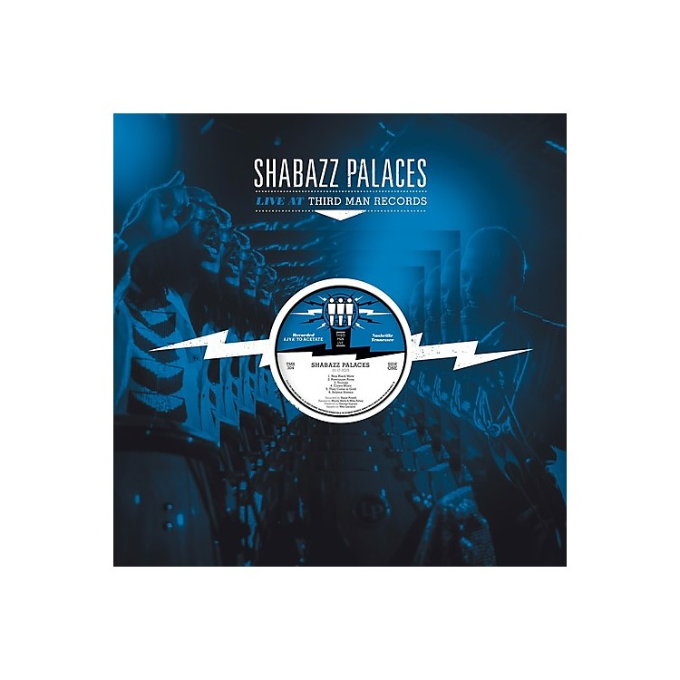 Alliance Shabazz Palaces - Live At Third Man Records