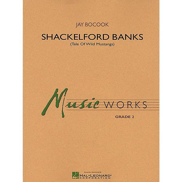 Hal LeonardShackelford Banks Tale of Wild Mustangs MusicWorks Grade 2