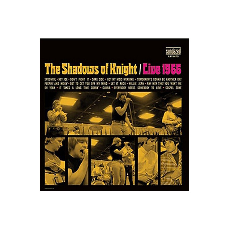AllianceShadows of Knight - Live 1966