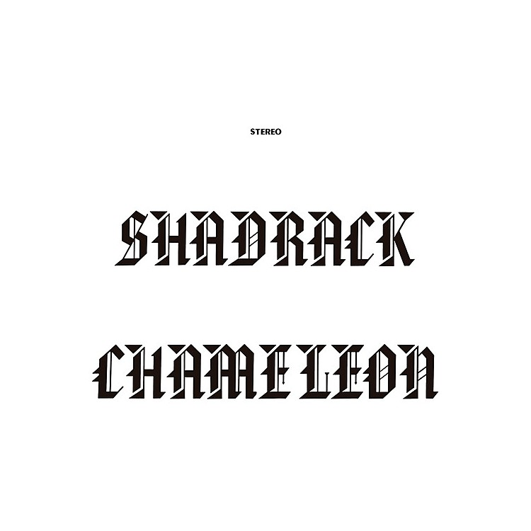 Alliance Shadrack Chameleon - Shadrack Chameleon