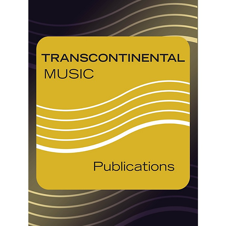Transcontinental MusicShalom Ba'olam SATB Chorus and Solo Composed by Jacob Goldstein