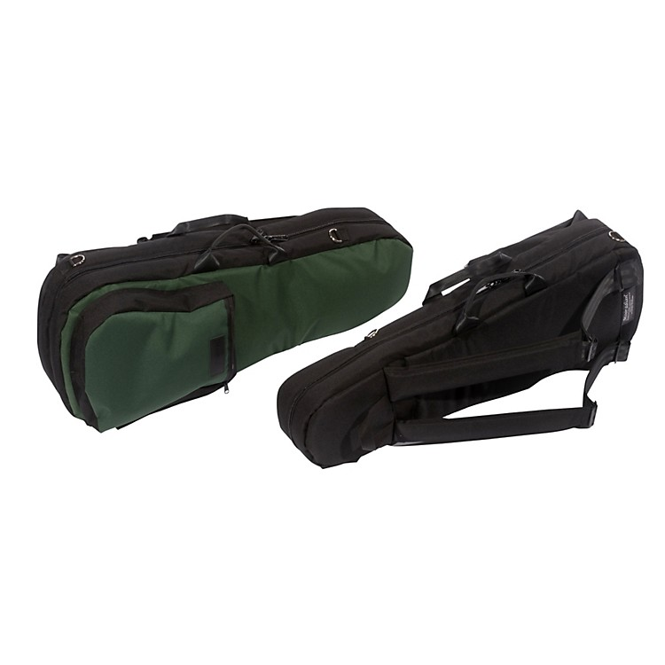 Mooradian Shaped Violin Case Slip-On Cover with Combination Straps Black