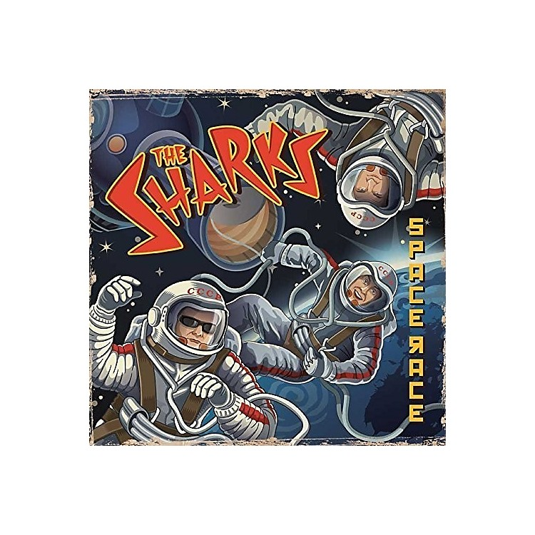 AllianceSharks - Space Race EP: Limited