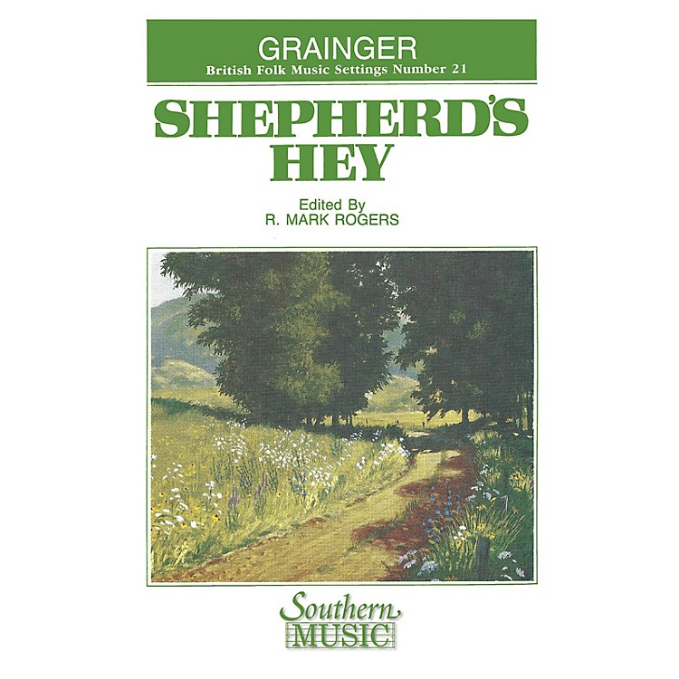 SouthernShepherd's Hey (European Parts) Concert Band Level 4 Arranged by R. Mark Rogers