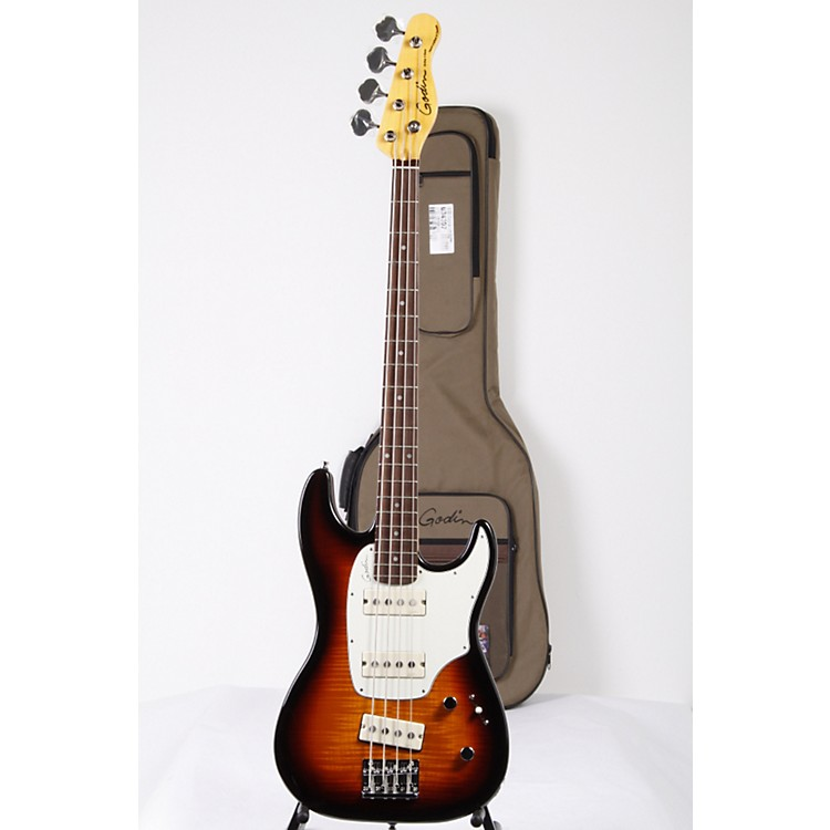 GodinShifter Electric Bass GuitarVintage Burst886830551840