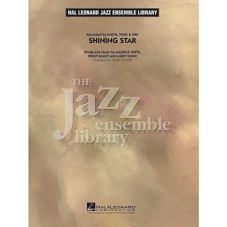 Hal LeonardShining Star Jazz Band Level 4 Arranged by Mark Taylor