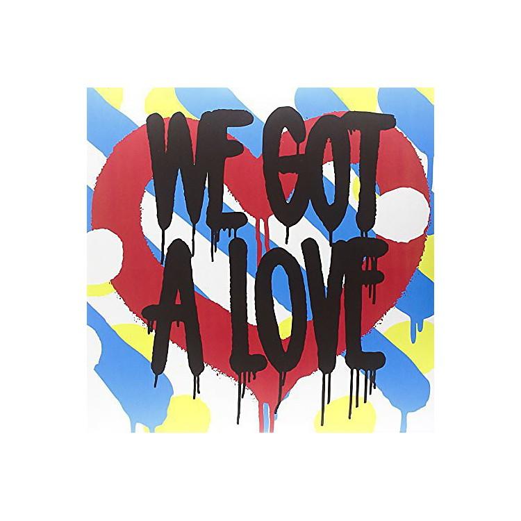 AllianceShit Robot - We Got a Love