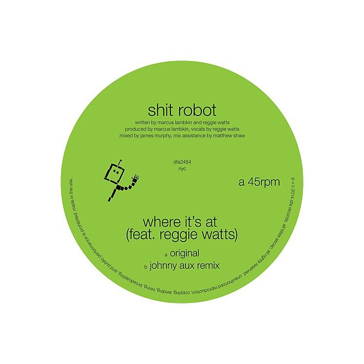 AllianceShit Robot - Where It's at