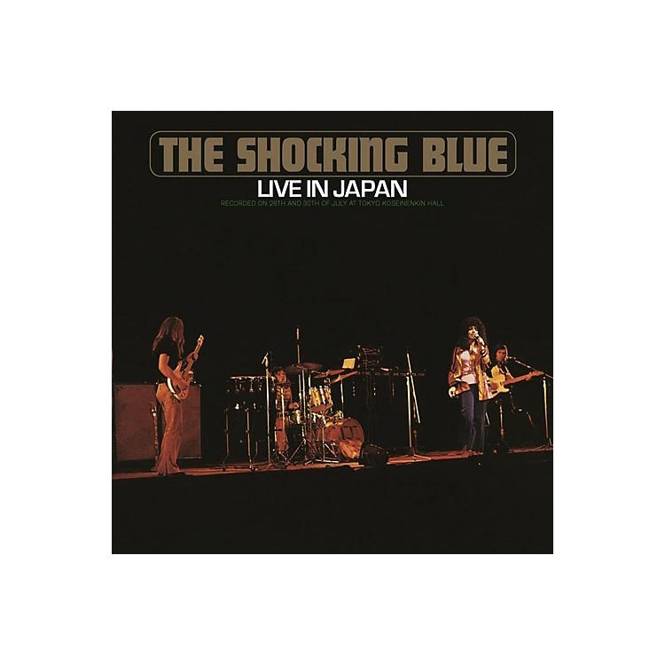 Alliance Shocking Blue - Live In Japan