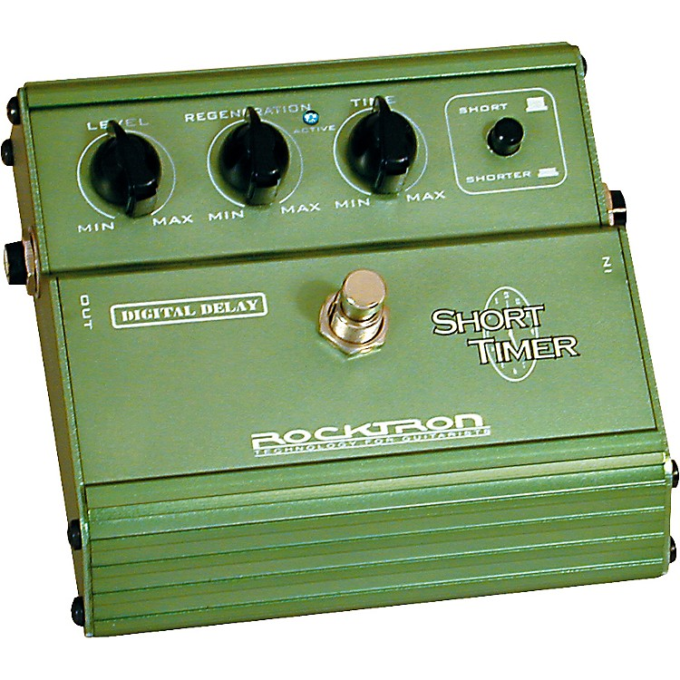 Rocktron Short Timer Retro Delay Stomp Box