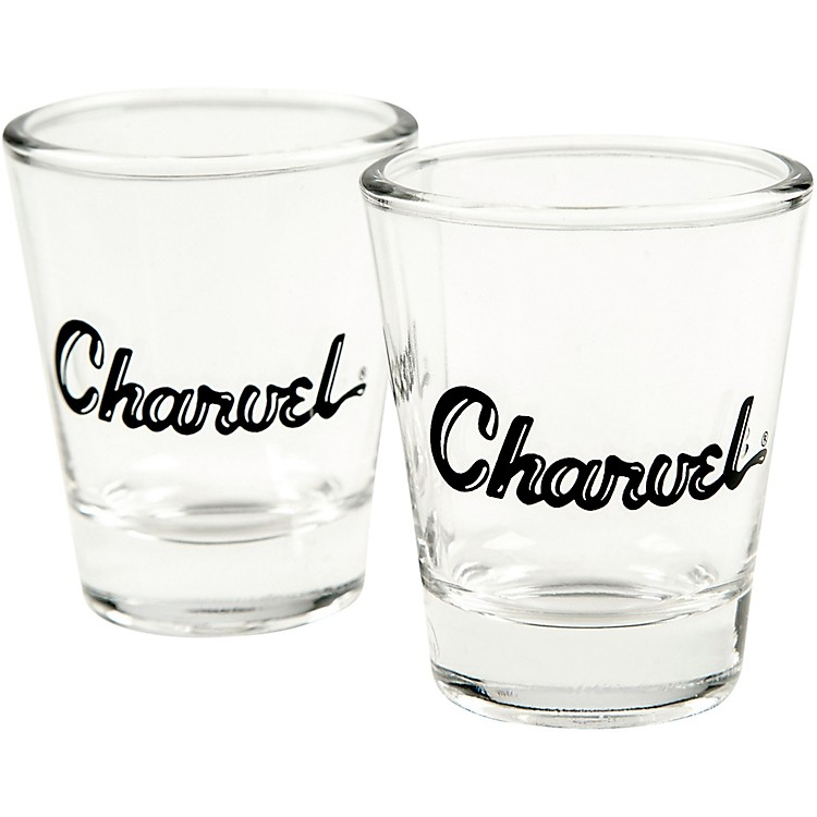 Charvel Shot Glass Set (2)