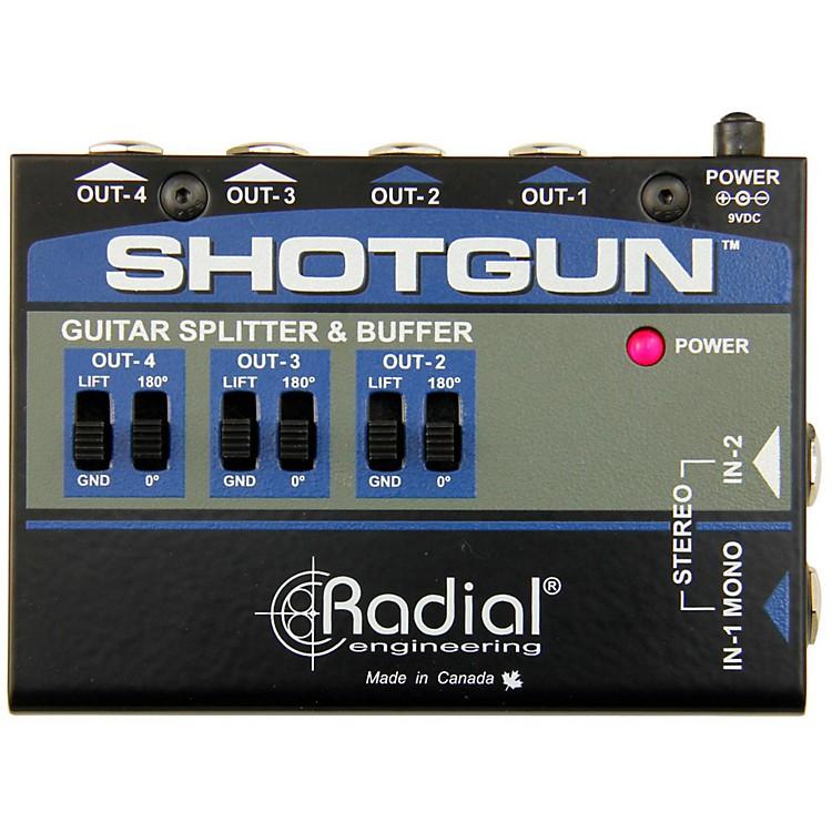 Radial EngineeringShotgun 4 Channel Amp Driver