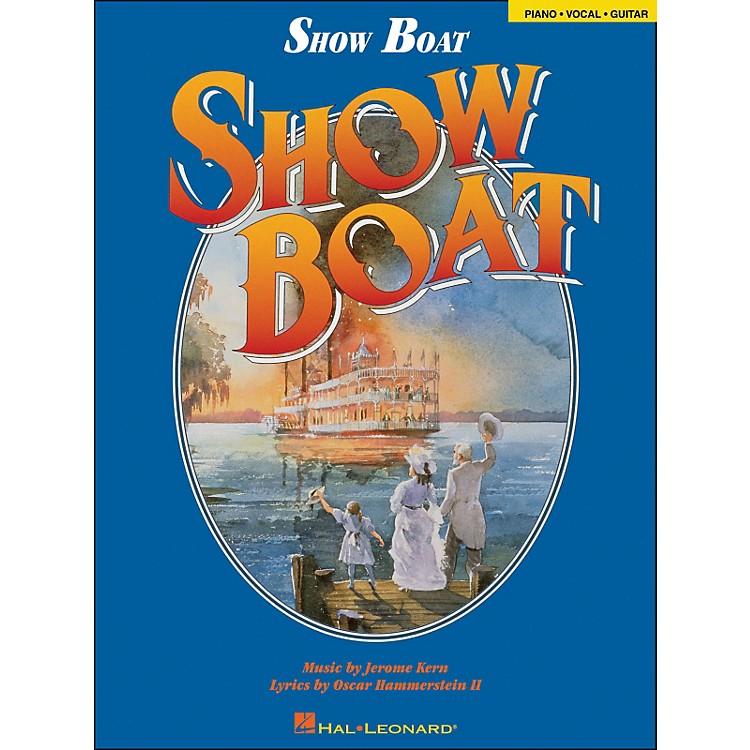 Hal LeonardShow Boat arranged for piano, vocal, and guitar (P/V/G)